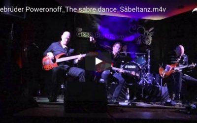 Die Gebrüder Poweronoff – Säbeltanz / The Sabre Dance – Alsdorf 2013
